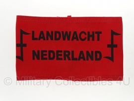 Landwacht Nederland armband replica