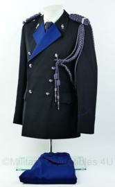 KMAR glt Marechaussee jas, overhemd  en broek set - maat 48 - Origineel