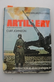 Boek Artillery The big guns to the war - Nr. 60