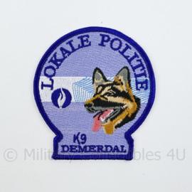 Belgische Lokale Politie K9 Dermerdal embleem - origineel