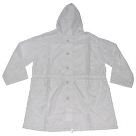Britse leger  sneeuwcamouflage jas - maat 7090/9015 - gedragen - origineel