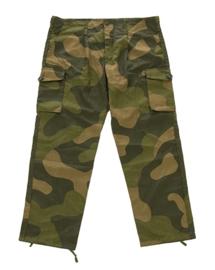 Noorse leger M98 camo field trouser RIPSTOP - nieuwstaat - meerdere maten - origineel
