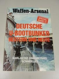 Boekje Waffen Arsenal: Deutsche Ubootbunker