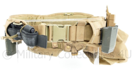 Defensie Profile Equipment Coyote Molle belt inclusief Glock holster, mag. tas, tourniquet, droppouch etc.  - maat L - origineel