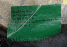 Militaire rugzak Low Alpine Sting 80 liter - model 50  - origineel - goede staat