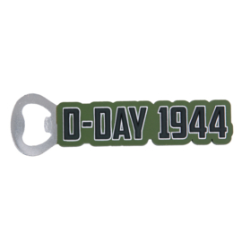 Flesopener met 3D PVC grip - WW2 D-Day 1944