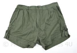 Korps Mariniers Jungle korte broek - maat 50 - ongedragen origineel