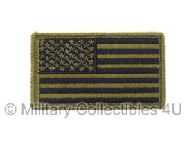 US Army American OCP Flag met klittenband - forward, regulation - multicamo uniform
