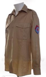 Franse Vreemdelingen Legioen Legion Étrangére uniform met rangen - origineel
