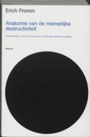 Boek Anatomie van de menselijke destructiviteit - achtergronden en verschijningsvormen van agressie, sadisme, geweld