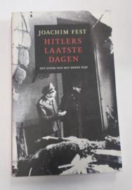 Boek Hitlers laatste dagen Joachim Fest