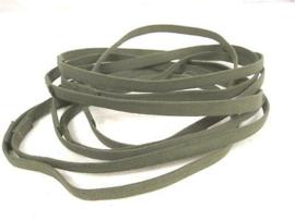 Helm overtrek elastische band (zonder reflectie) Helmet elastic band - groen
