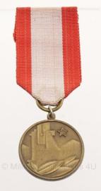Tjechische medaille - metaal- origineel