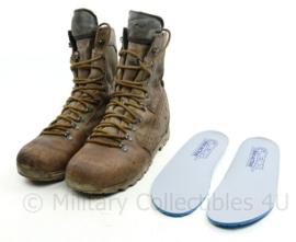 Korps Mariniers Meind Masai schoenen bruin - gedragen - maat 295M = 46M- origineel