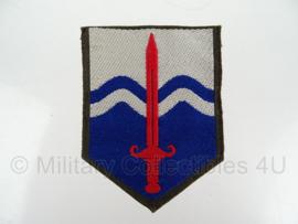 """KL DT embleem """"nationaal Commando"""" - voor 2000 - origineel"""