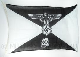 WO2 Duitse Waffen SS Barracks vlag - 100 x 150 cm - replica