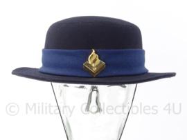 Nederlandse Politie Dames hoed - maat 54 - origineel