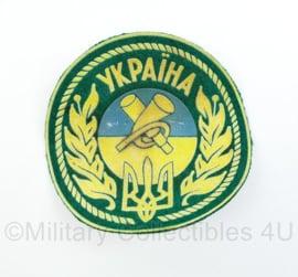 Oekraïense leger patch   -  origineel