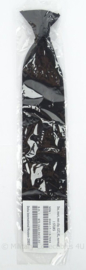KL Landmacht GLT Galatenue stropdas met clip Das zwart met clip GLT KL normaal  - nieuw in verpakking - origineel