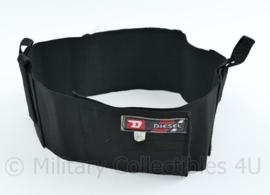Politie Undercover belt voor onder de kleding Holster Belly Band Conceal Carry Waist Belt - met holster en magazijntassen - merk Diesel - 87 x 9,5 cm - origineel