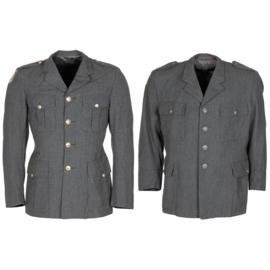 WO2 model dames uniform jas grijs wol - gouden of grijze knopen - meerdere maten - origineel