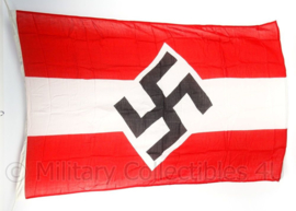 WO2 Duitse Hitler Jugend vlag - 1 x 1,5 m - replica