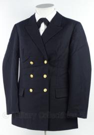 Marine dames uniform jas - dames maat 84 - origineel