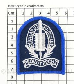 Politie ME embleem - provincie Utrecht - Origineel