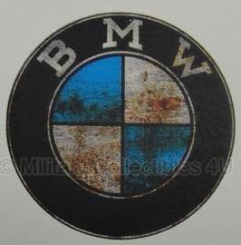 BMW helm decal verouderd BL010
