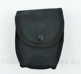 Handboeien tas zwart Nylon - merk Viper - 14 x 11 x 4 cm - origineel