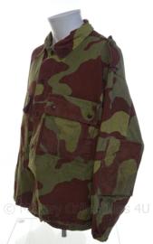 Italiaanse leger San Marino uniformjas camo - intensief gebruikte staat - maat L - origineel