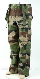 Franse Leger CCE Camo regenbroek - groen - maat 88L  - origineel
