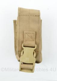 US Army en defensie Molle tas Handgrenade pouch khaki  -  nieuw - origineel