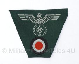 M43 pet insigne BEVO - driehoek model - Heer - kant en klaar