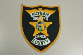 Putnam County Sheriff's office Police patch - origineel