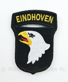 """WO2 US Army 101st Airborne Division """"Eindhoven"""" patch met klittenband- 8,4 x 6 cm"""