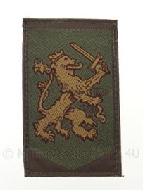 KL eenheid arm embleem Staf Bevelhebber der Landstrijdkrachten - zeldzaam - origineel