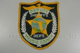 Volusia County Sheriff's Dept patch - origineel