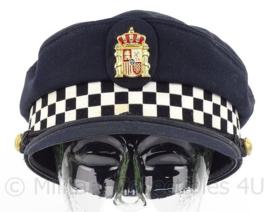 Onbekende Politie pet - maat 59 - origineel