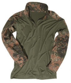 UBAC Underbody Armor combat shirt  - Flecktarn