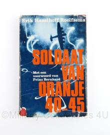 Soldaat van Oranje 40-45 Erik Hazelhoff Roelzema