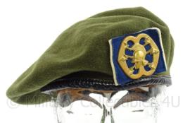 KL Landmacht DT baret Verbindingsdienst - 1987 KMA - maat 58 - origineel