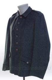 WO2 Zwitsers uniform jas - maat S - origineel