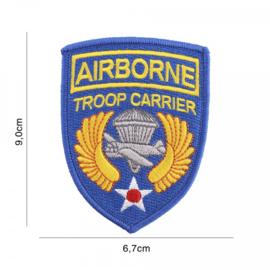 Embleem stof - Airborne Troop Carrier - 9,0 x 6,7 cm