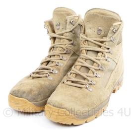 Defensie Meindl desert schoenen - maat 285M = 44,5 - gedragen - origineel