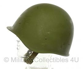 Russische ssh40 helm - WO2 model - origineel naoorlogs - zeldzame maat P3 !