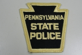 Pennsylvania State Police patch - origineel