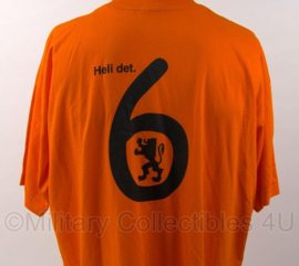 KLu Luchtmacht shirt Heli DET 6 - maat XL - origineel