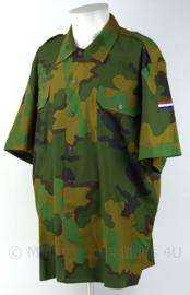 KL jungle Overhemd - korte mouw - nieuwstaat - maat 7090/1520 - origineel