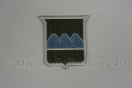 WWII US 80th Infantry Division patch
